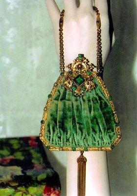 Velvet Evening Bag