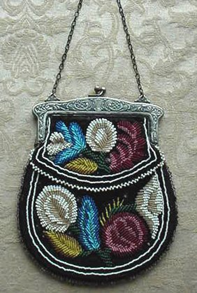 Crewel Embroidered