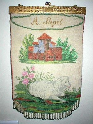 Siegal purse