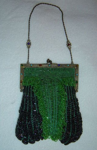 Lovely Swag Style Purse