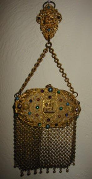 Jeweled Chatelaine