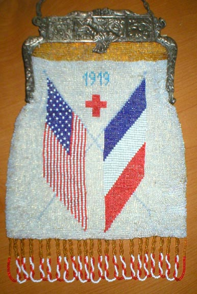 Dated Flag Purse