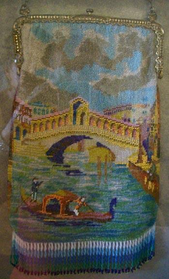 Venetian Scenic Rialto Bridge
