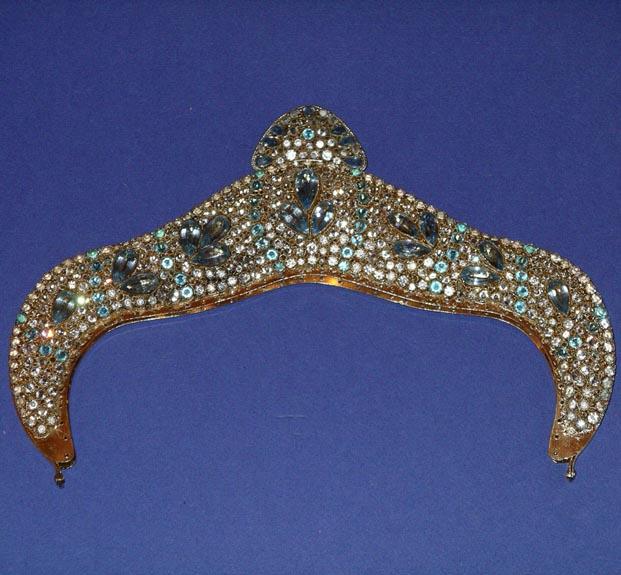 Hobe Jeweled Frame #2