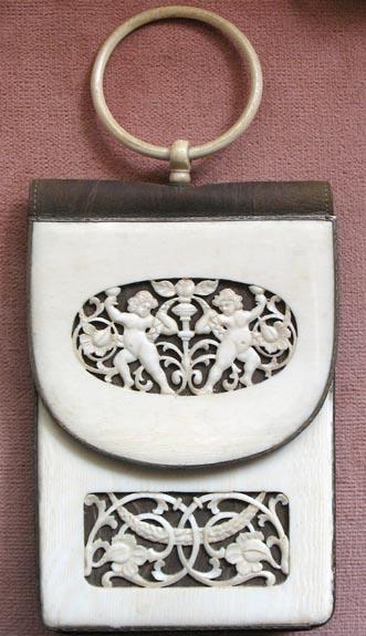 Carved Ivory Beauty