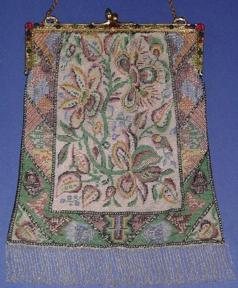 Highly Detailed Floral Rug