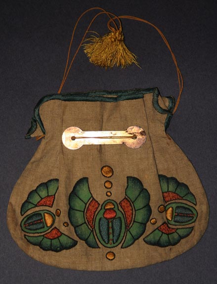 Arts and Crafts Purse with Rare Stabilizer