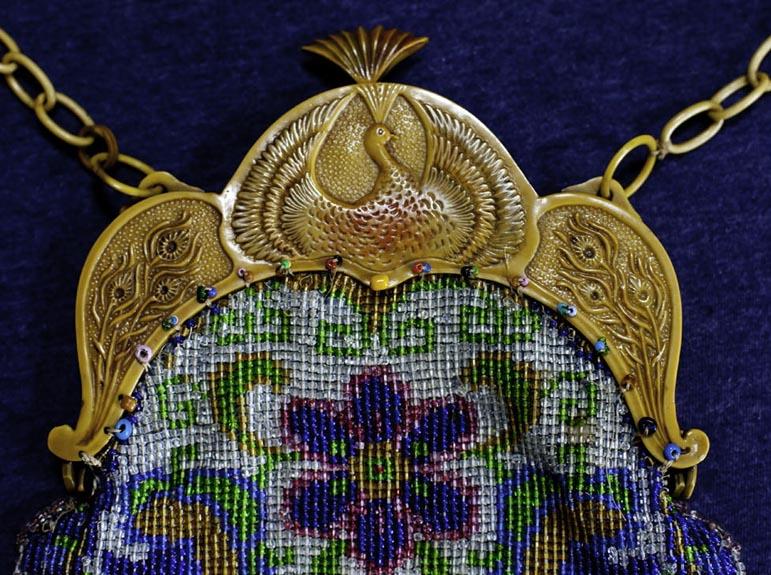 Peacock Celluloid