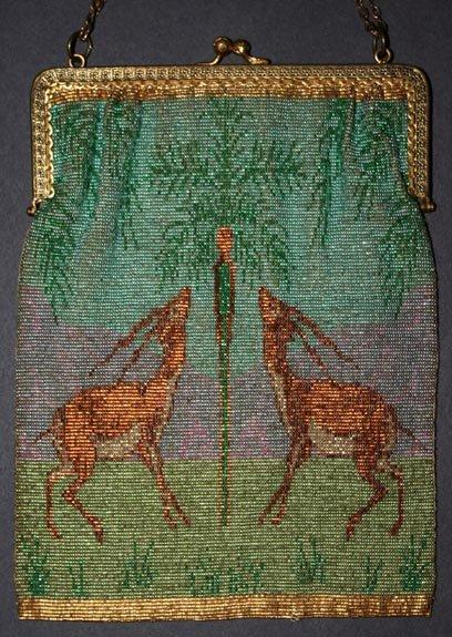 Beaded African Gazelles