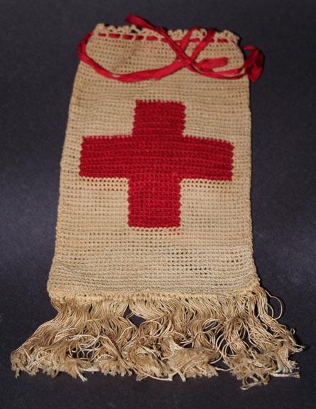 World War II Red Cross Purse