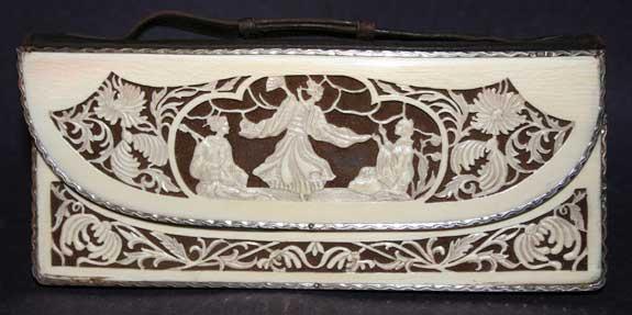 Leather & Ivory Geishas