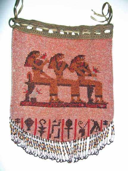Egyptian Reticule