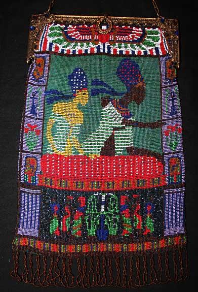 Egyptian Beaded