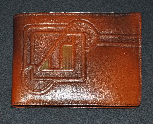 Leather Deco Wallet