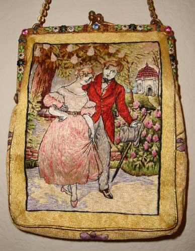 Romantic Silk Stitch