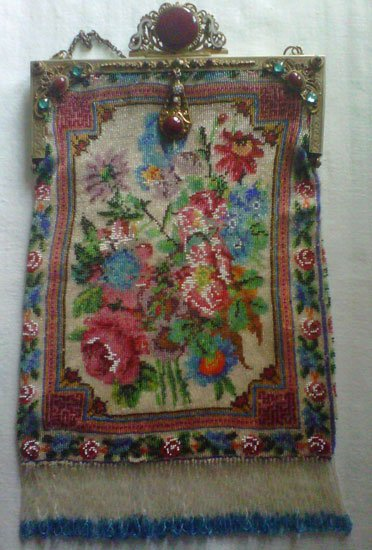 Microbeaded Floral