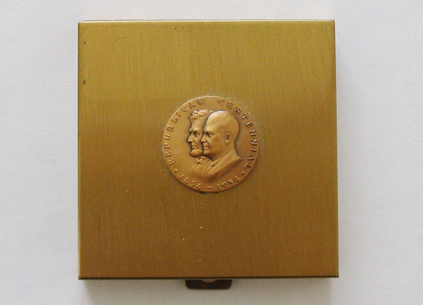 Presidential compact: Republican Centennial
