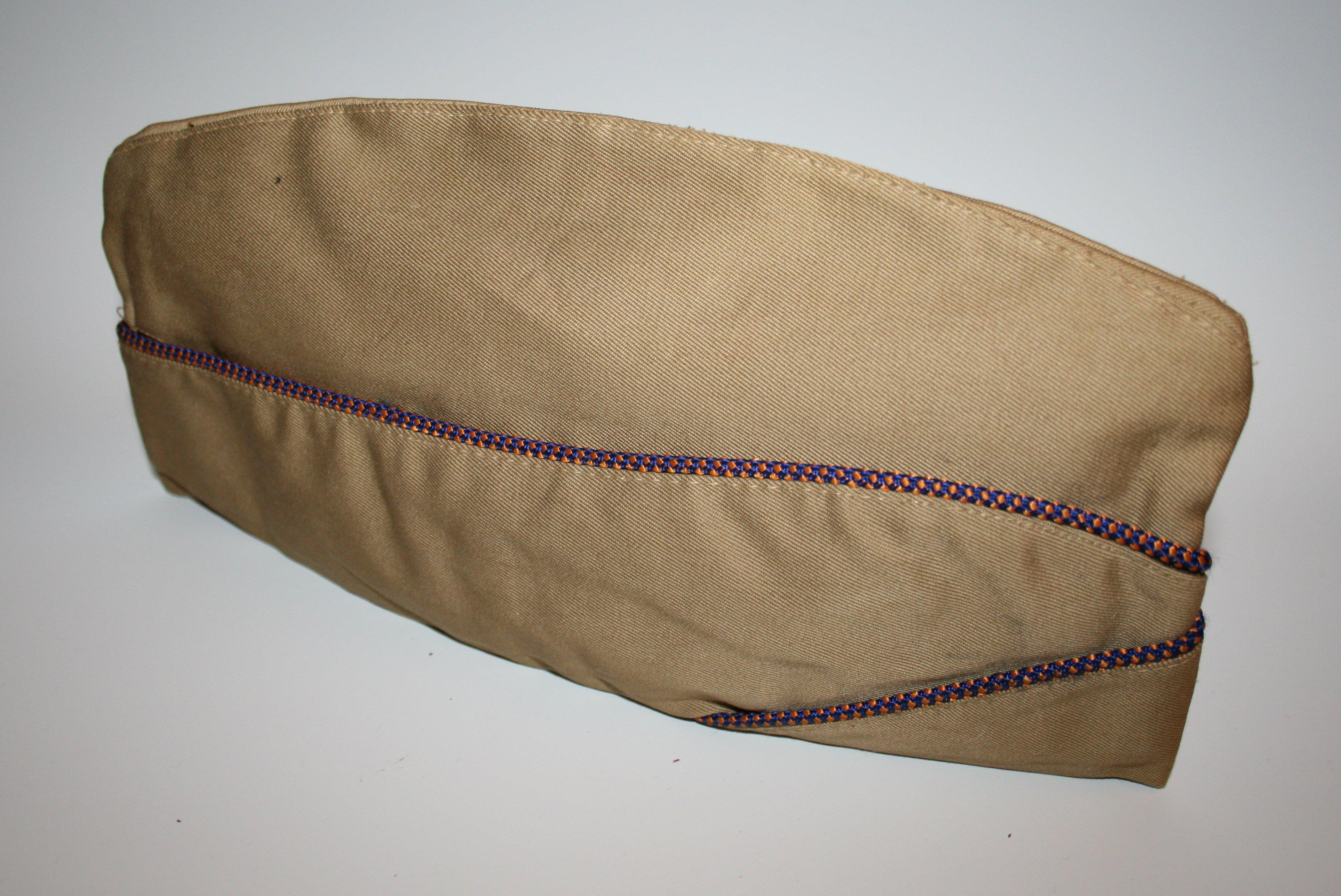 Garrison cap purse