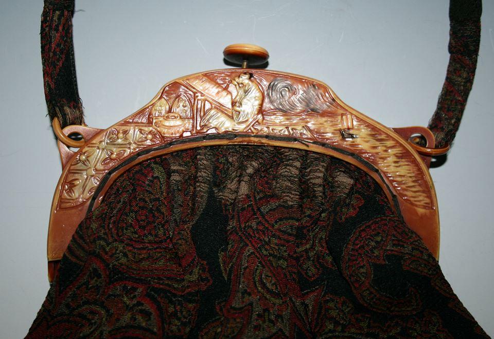 Celluloid Penelope purse