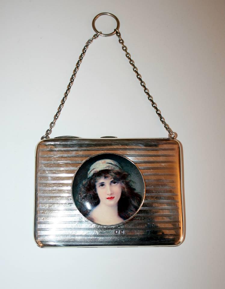 Gypsy woman purse