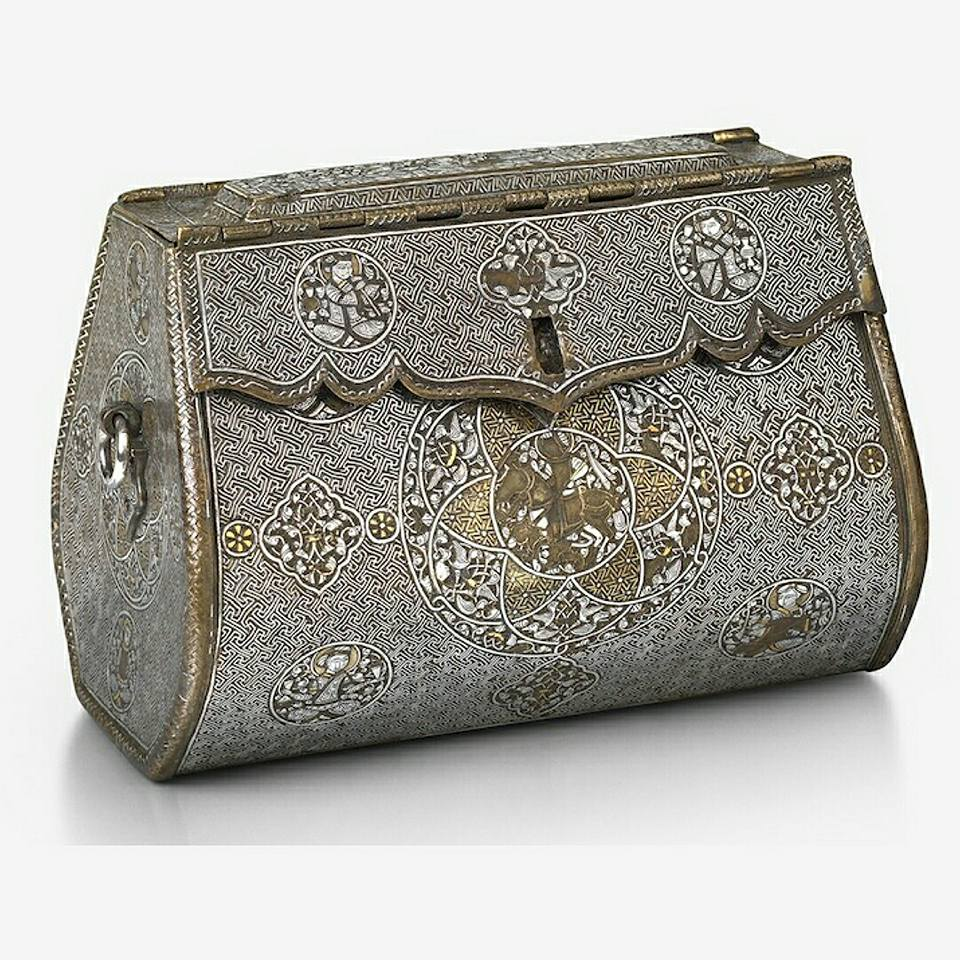 Purse from 1300 A.D.