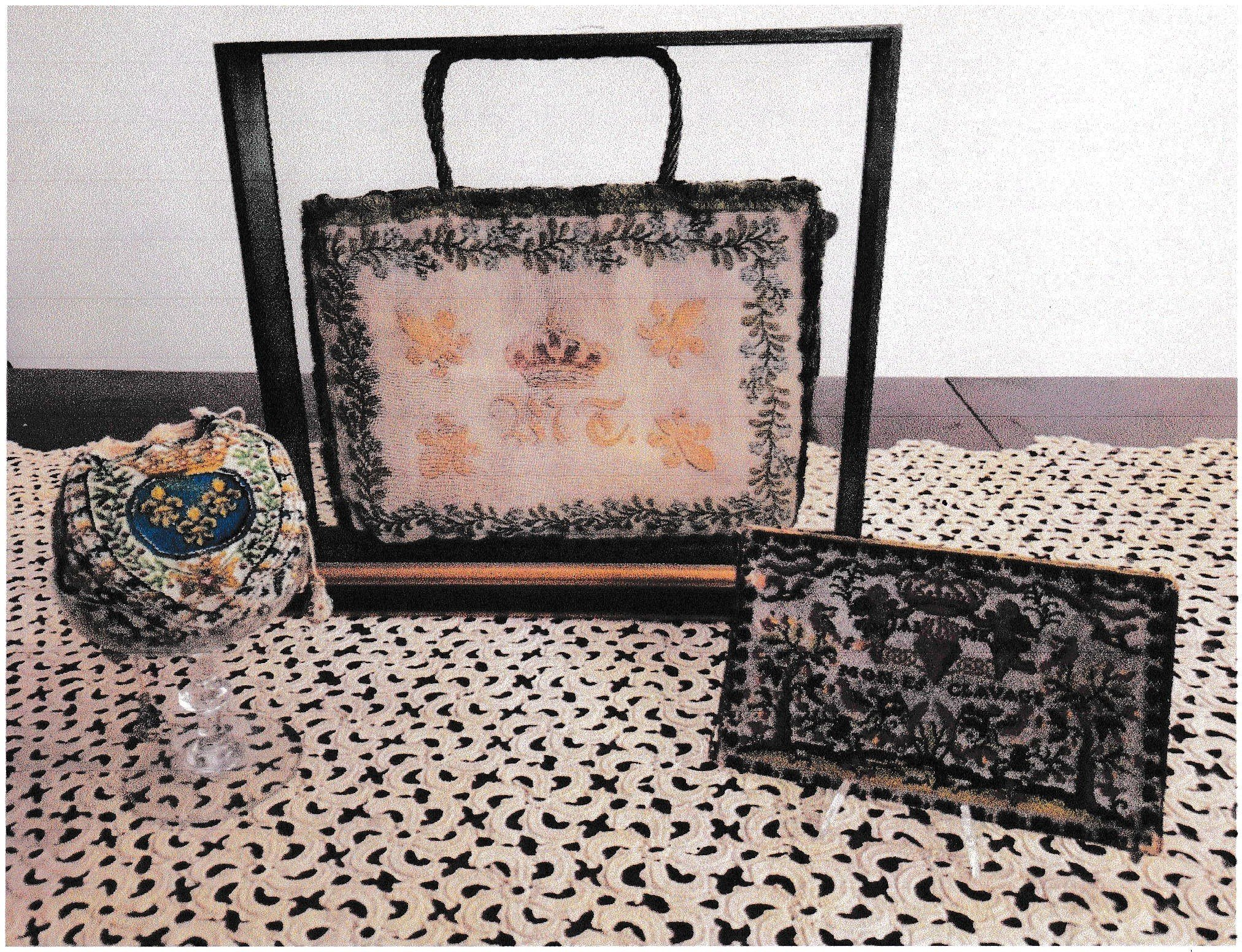 A Family Reunion: Marie Antoinette and a Trio of Royal Purses by Barbara Catanese